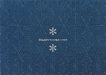 A Touch of Silver Holiday Greeting Cards
